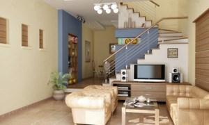 Những ý tưởng thiết kế nội thất nhà ống đẹp