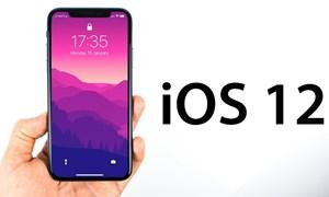 iOS 12 vừa ra đã bị bẻ khóa