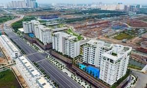 Việt Nam rơi vào nhóm thị trường bất động sản