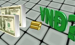 Tỷ giá tăng cao, sẽ bán ngoại tệ can thiệp thị trường khi cần
