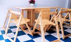 Những giải pháp thông minh cho căn hộ không có phòng ăn