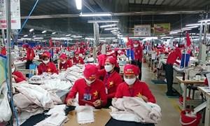 Hiệp hội dệt may: Cuộc chiến thương mại Mỹ -Trung có lợi cho dệt may Việt Nam