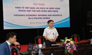 TS. Nguyễn Đình Cung: Đừng thổi phồng chiến tranh thương mại gây hoang mang cho nhà đầu tư