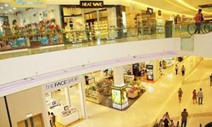 Hà Nội: Diện tích mặt bằng bán lẻ, cho thuê tăng mạnh trong quý II/2018