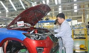 Công nghiệp hỗ trợ ngành ô tô: Chủ động kết nối