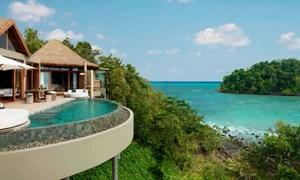 6 resort trên đảo hàng đầu Đông Nam Á