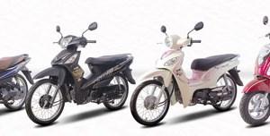 Chọn xe máy nào khi con chưa có bằng lái