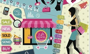 Năm 2018, các doanh nghiệp chi khoảng 3 tỷ USD cho quảng cáo