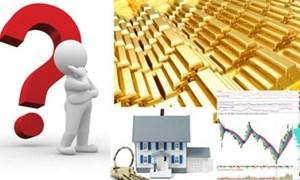 Vàng, chứng khoán hay bất động sản: Hàng nào nóng tháng 9?