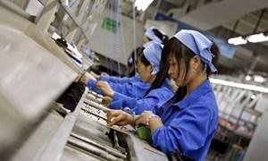 Việt Nam thu 8,6 tỷ USD từ nhận gia công, lắp ráp hàng hoá cho nước ngoài