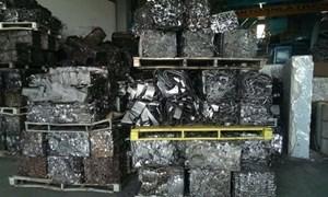Trong tháng 8, Việt Nam nhập khẩu 484.660 tấn sắt thép phế liệu