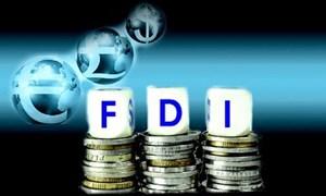 9 tháng, lượng vốn góp, mua cổ phần của nhà đầu tư nước ngoài tăng 36,8% so với cùng kỳ 2017