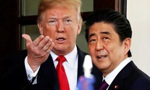 """Bị ông Trump """"đe"""" áp thuế ô tô, Nhật chấp nhận đàm phán FTA với Mỹ"""