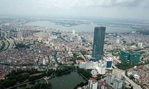 Xây dựng nhà cao tầng trong nội đô: Cần quan tâm đến thiết kế đô thị
