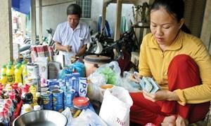 Thanh toán không dùng tiền mặt: Đề bài khó cho khu vực nông thôn
