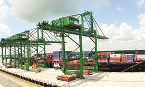 Chi phí logistics cao, nhưng khung giá dịch vụ cảng thấp