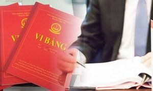 Giải đáp về kinh phí đảm bảo duy trì nguồn ổn định cho các Văn phòng Thừa phát lại
