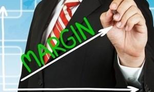 Công ty chứng khoán lãi lớn nhờ cho vay margin