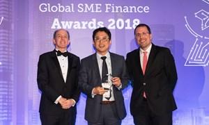 VPBank được vinh danh ngân hàng có dịch vụ dành cho các doanh nghiệp SME tốt nhất châu Á