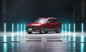 VinFast đồng loạt ra mắt 3 dòng sản phẩm ô tô, xe máy đi