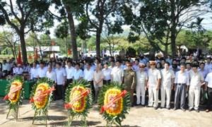 Lễ khởi công nâng cấp Nghĩa trang Liệt sĩ Xã Cam Nghĩa, huyện Cam Lộ, tỉnh Quảng Trị