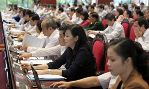 Quốc hội thông qua kế hoạch phát triển KT-XH năm 2013
