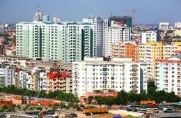 Nhiều dự án địa ốc từ chối giảm giá