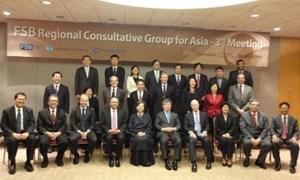 Hội nghị lần thứ 3 Nhóm Tư vấn Khu vực Châu Á của Uỷ ban Ổn định Tài chính