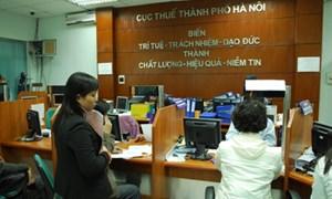 Ngành Thuế cam kết hành động: Minh bạch, chuyên nghiệp, liêm chính, đổi mới