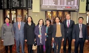 Tăng cường hợp tác về chứng khoán giữa Việt Nam và Tây Ban Nha