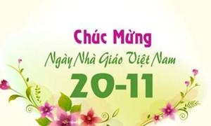 Bộ trưởng Bộ Tài chính gửi thư chúc mừng ngày Nhà giáo Việt Nam 20/11/2012