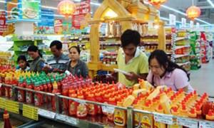 Giá lương thực, thực phẩm hai thành phố lớn giảm nhẹ