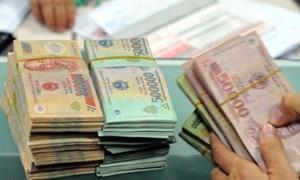 Tổng thu cân đối ngân sách trung ương năm 2013 là 519.836 tỷ đồng