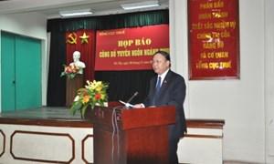 Tuyên ngôn ngành Thuế Việt Nam: Minh bạch-chuyên nghiệp-liêm chính và đổi mới