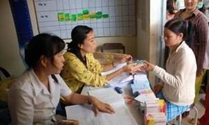 Bộ Tài chính đề xuất  tăng mức hỗ trợ bảo hiểm y tế cho đối tượng cận nghèo