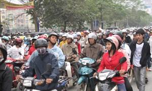 Thu phí đường bộ với xe máy: Trông chờ ý thức người dân