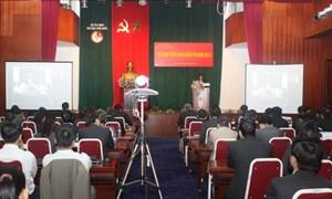 Kho bạc Nhà nước tổ chức Hội nghị triển khai nhiệm vụ năm 2013