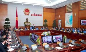 Thủ tướng chỉ đạo các nhiệm vụ phát triển kinh tế - xã hội năm 2013