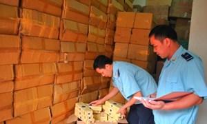 Chống buôn lậu: Quyết liệt cuối năm