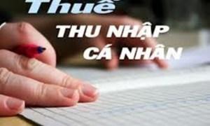 Bộ Tài chính công bố dự thảo Nghị định về thuế thu nhập cá nhân