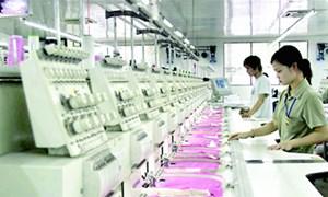 Năm 2013, ngành Dệt may phấn đấu tiếp tục dẫn đầu về xuất khẩu