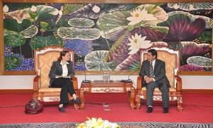 Thúc đẩy thực hiện Nghị định thư tài chính giữa Việt Nam và Israel