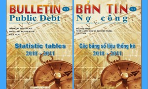 Chính thức phát hành Bản tin về nợ công của Việt Nam
