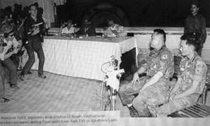 Hỏi cung Đại tá tù binh Nguyễn Văn Thọ