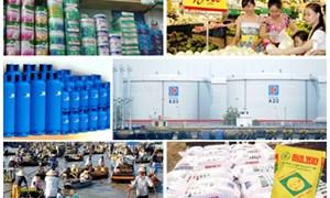 Bộ trưởng Vương Đình Huệ yêu cầu tăng cường các mặt công tác trong dịp Tết Nguyên đán Quý Tỵ năm 2013