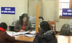 Bộ trưởng Vương Đình Huệ khen thưởng kịp thời thành tích trong công tác phối hợp thu NSNN năm 2012