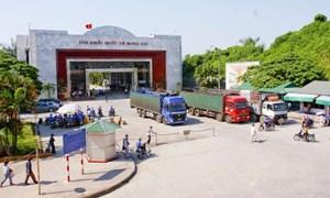 Thu NSNN tại các cửa khẩu quốc tế đường bộ: Đối mặt khó khăn
