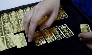 """Vàng vẫn """"quý như vàng"""""""