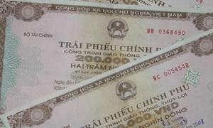 Ngày 28/2/2013: Huy động được 545 tỷ đồng trái phiếu Chính phủ