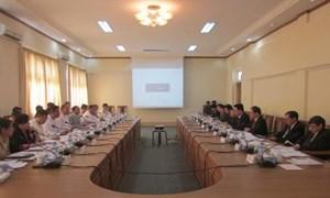 Trao đổi kinh nghiệm quản lý hải quan và thuế giữa Việt Nam và Myanmar